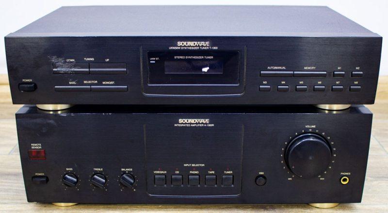Усилитель Soundwave A 1300R