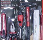 Набор инструментов Parkside HG06123 11 предметов