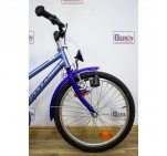 Велосипед 20 Enik детский синий - 2
