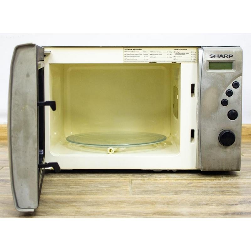Микроволновая печь Sharp R 233IN - 4