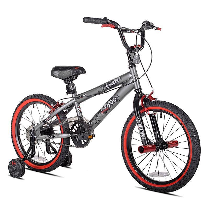 Велосипед 20 Kent 1800 bmx чёрный