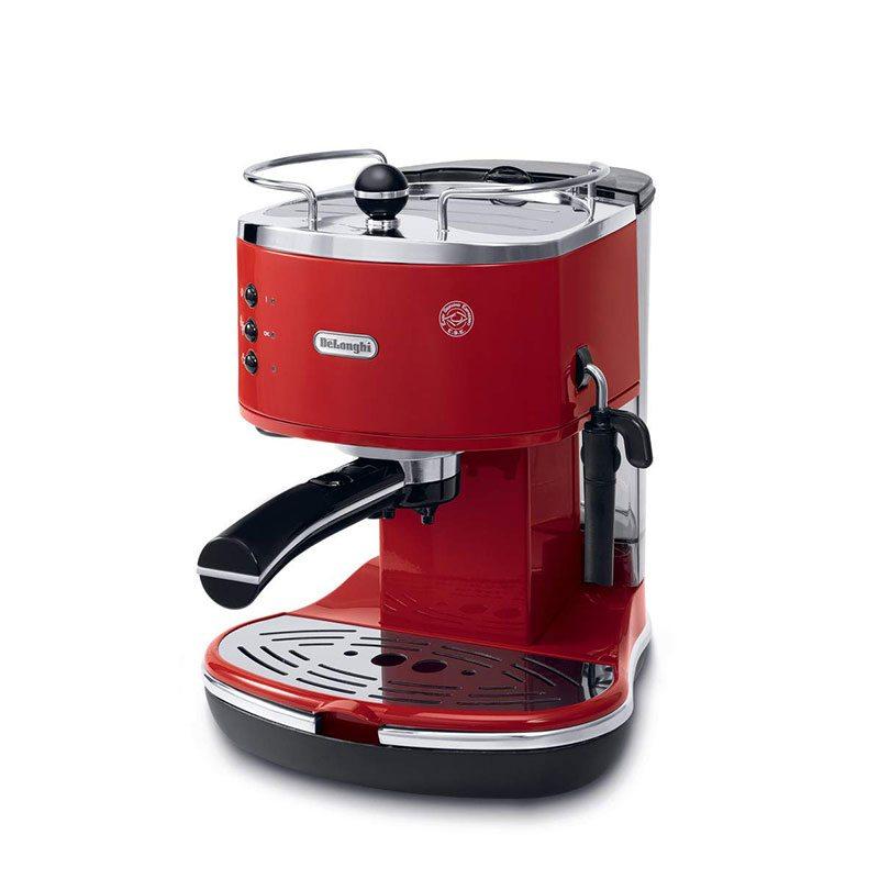 Рожковая кофеварка Delonghi 0132106081 - 1