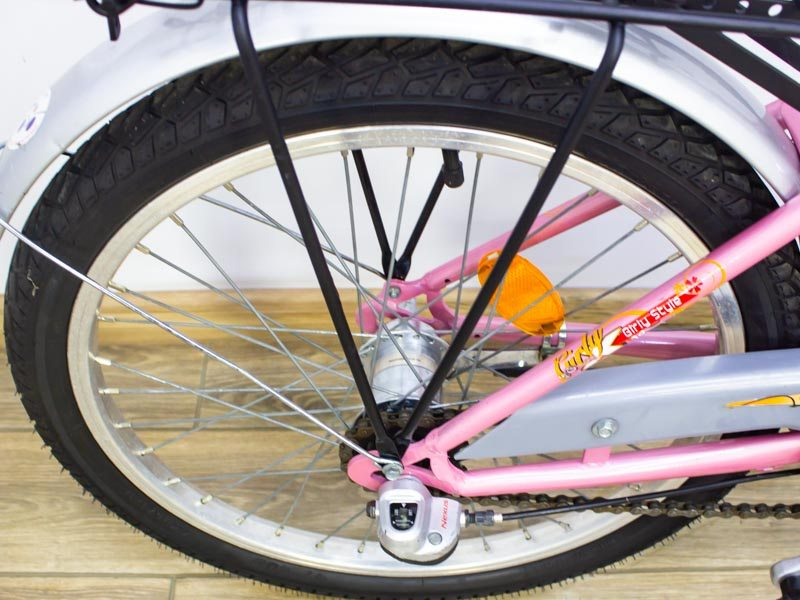Детский велосипед 20 NoxonGirly