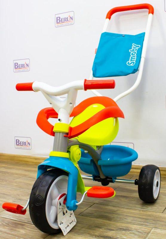 Велосипед трехколесный детский Smoby 740401 LPNHE363519181