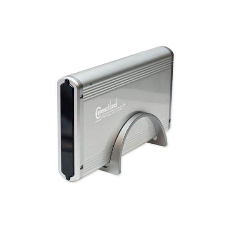 Внешний корпус Connectland USB 2.0 для 3,5-дюймового жесткого диска SATA LPNHE320039492