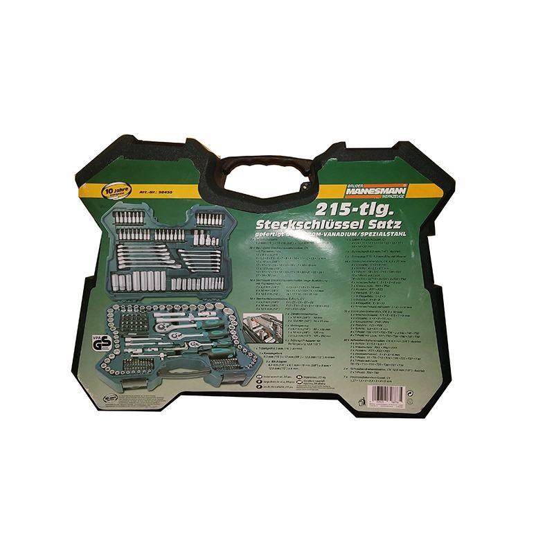 Набор инструментов (ключей) Mannesmann 215 TLG  предметов