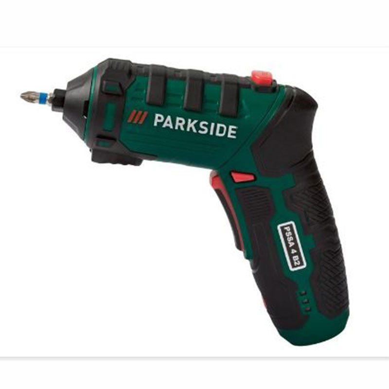 Отвертка аккумуляторная Parkside PSSA 4 B2