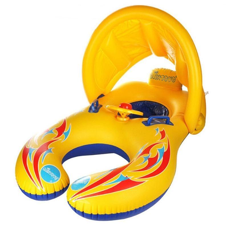 Надувной круг Bambini Baby Float Piscina Neonati