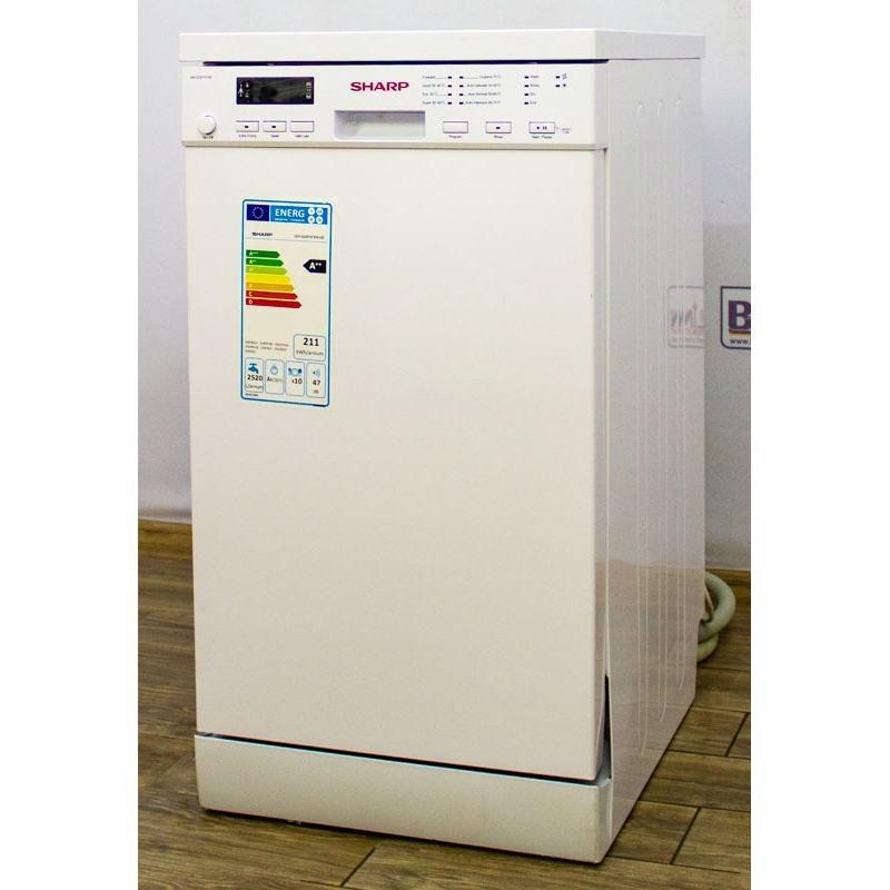 Посудомоечная машина Sharp QW S22F472W DE