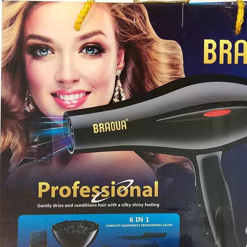Фен Braova BR8860