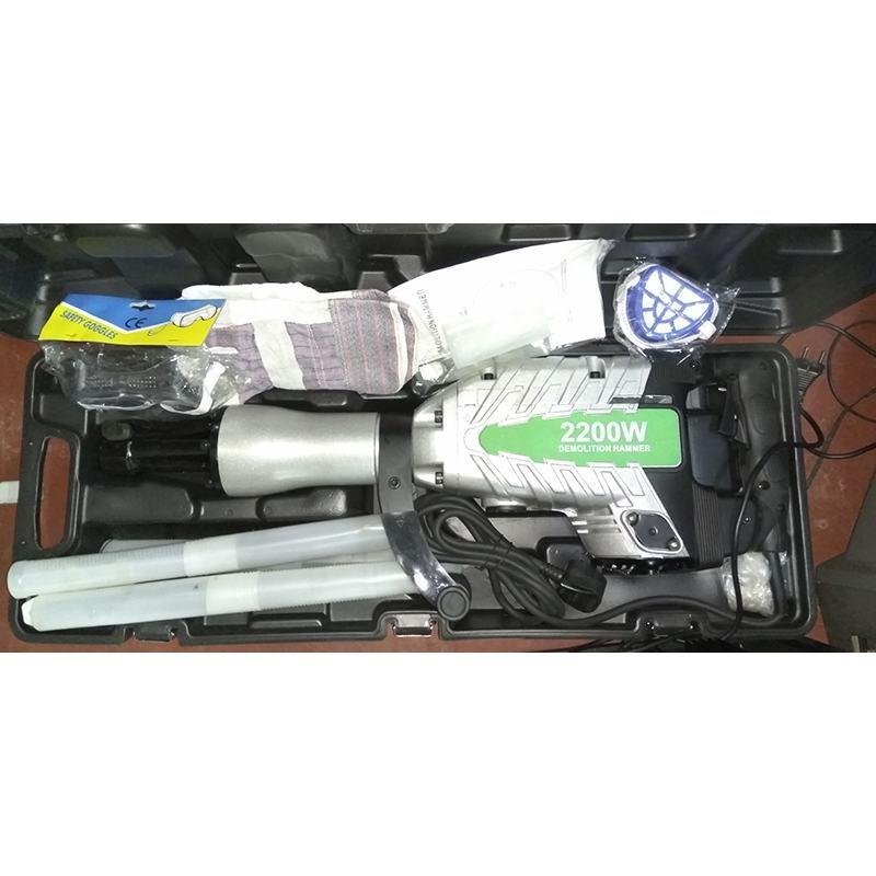 Отбойный молоток Progen Tools HAMMER 2200W