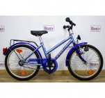 Велосипед 20 Enik детский синий - 1