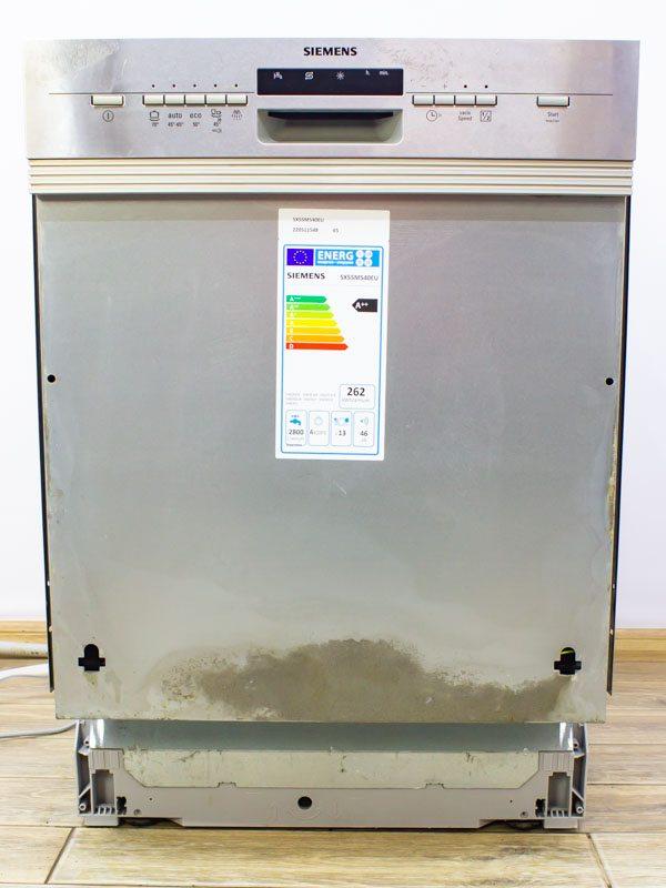 Посудомоечная машина Siemens SX55M540EU 52