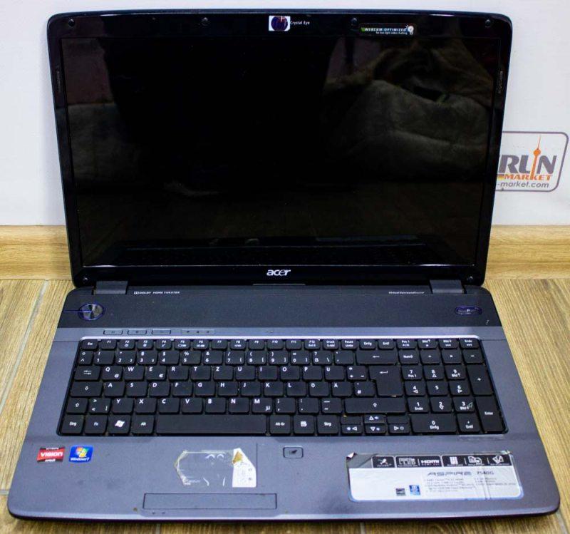 Ноутбук Acer Aspire 7540G504G50Mn